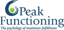 Peak Functioning - The pshychology of maximum fulfillment
